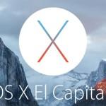 MacBookAir2013をEl Capitanに上げようかな・・・