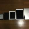 iPad Pro実物と他のデバイスとのサイズ比較!