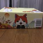 Amazonの箱が妖怪ウオッチ正月バージョンで届いた!