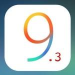 iPadMini第二世代をiOS9.3にアップデート出来ない!?