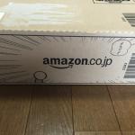 Amazonの箱がドラえもん仕様になっていた!