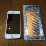 iPhoneSEにiPhone5sのケースが使えるか試してみた!