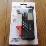 Hapursの電池計測チェッカーレビュー!CR2032に使えた?
