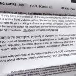 VMWareのVCP-DTM試験に合格したので、まずは感想を