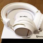 Sudioのワイヤレスヘッドフォン「Regent」レビュー!