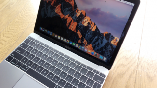 MacBook2017特盛が到着!ベンチ含むファーストインプレ!