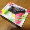 任天堂Switchのプロコンを買ってしまった・・・