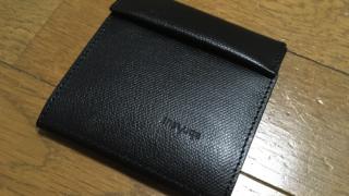 薄い財布「abrAsus」を購入してみました。正直な感想。