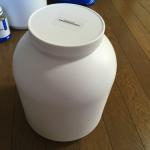 マイプロテインのプロテイン容器(6000ml)のレビュー