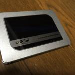 Crucial SSD MX500をESXiに搭載してみた