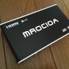 MROCIOAのHDMI切替器レビュー!最高!
