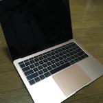 MacBook Air(2018)を2週間使ってみた感想