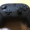 NintendoSwitchのプロコンを買い直しました