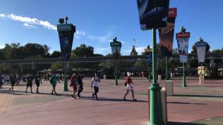 カリフォルニア・ディズニーランドに行ってきました