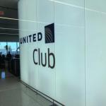 ロサンゼルス空港のUnitedClubに行ってみた