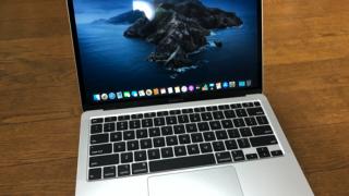 MacBook Air 2020(U.S)が届いた!最高や!